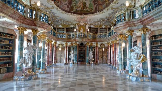 wiblingen-monastery-library-in-ulm-germany
