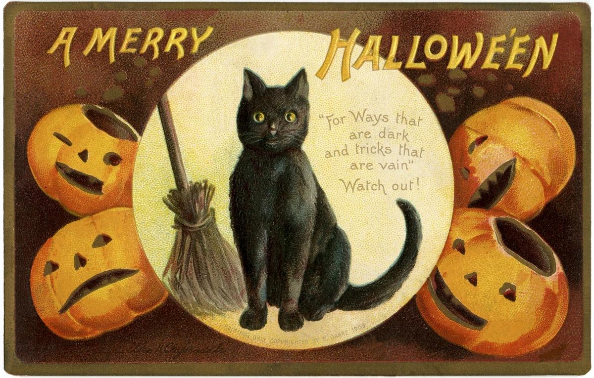 A Halloween WellSpent